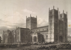 The Collegiate Church of St Mary, Southwell